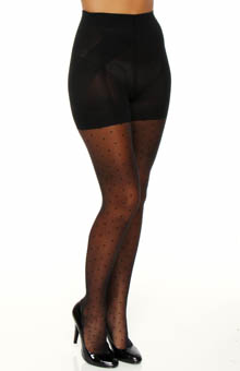 Maidenform Hosiery Skinny Sheers Mini Dot