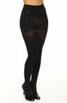 Maidenform Hosiery Skinny Tights Opaque Rib - 2 Pack 13004