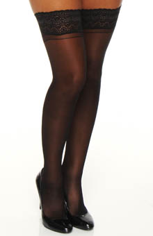 Maidenform Hosiery Skinny Sheers Thigh Highs
