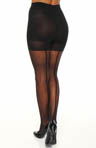 Maidenform Hosiery Skinny Sheers Back Seam 13006