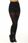 Maidenform Hosiery Skinny Tights Zig Zag Tight 13008
