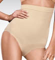 Maidenform Shiny High Waist Brief Panty 12432
