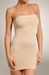 Control It Shiny Strapless Full Slip