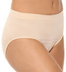 Maidenform Control It Shiny Hi Cut Brief 12551