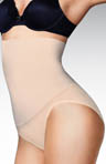 Maidenform Slim Waisters High Waist Thong 12554