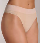 Seamless Cotton Stripe Collection Thong