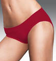 Maidenform Lace Trim Bikini Panty 40208