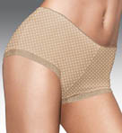 Maidenform Hip Fit Cotton Boyshort Panties 40780