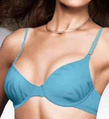 One Fab Fit Jacquard Bra