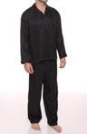 Paisley Jacquard Pajama Set