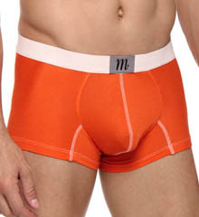 Silk Knit with Spandex Boxer Brief