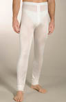 Long John Silk Knit Pant