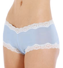 Silk Knit Boyshort Panties