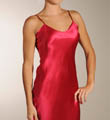 Mary Green Solid Silk Full Slip Chemise SB13