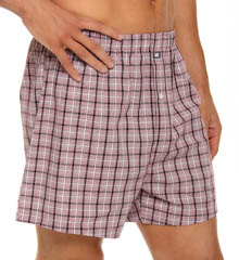 2 Pack Woven Boxer