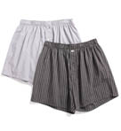 Michael Kors 2 Pack Hanging Woven Boxer 09M0247