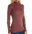 Shine Long Sleeve Turtleneck Top