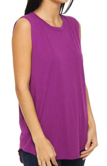 Beautiful Tee High Low Muscle Tank
