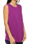 Michael Stars Beautiful Tee High Low Muscle Tank 6043