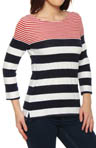 Michael Stars St Tropez Stripe T-Shirt 7076
