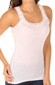 Lace Edge Tank