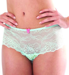 Woozie High Waist Brief Panty