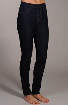 Faux Fly Front Jegging