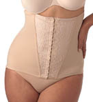 Extra Firm Control Waist Cincher with Lace