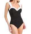 Miraclesuit Solid Pattern One Piece