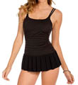 Miraclesuit Too Haute Skater One Piece Swim Dress 451127