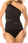 Miraclesuit Fashion Figures Jena One Shoulder 1 Piece Swimsuit 467115