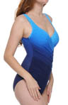 Fade Into You Gandolf Glitter One Piece Swimsuit