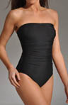 Avanti Underwire Bandeau One Piece Swimsuit