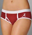 Miss Smarty Pants Alabama Crimson Tide Boybrief Panty ALABB2