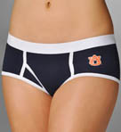 Miss Smarty Pants Auburn Tigers Boybrief Panty AUBBB2