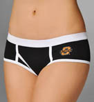 Miss Smarty Pants Oklahoma State Cowboys Boybrief Panty OKSTBB3