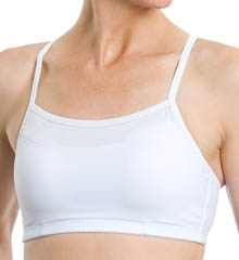 Alexis Solid Sports Bra