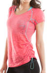 Moving Comfort Flow Burnout Tee 300487