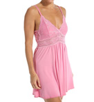 Mystique Intimates Bliss Knit Chemise Short Gown 21904