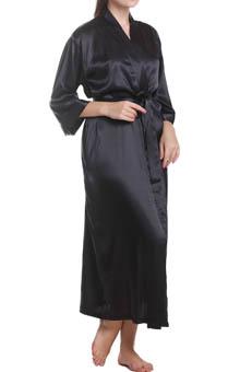 Mystique Intimates Raeanna Long Kimono 30583