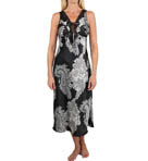 Mystique Intimates Raeanna Print Gown 30595