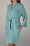 Jayne Short Wrap Robe