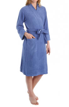 N by Natori Sleepwear Nirvana Brushed Terry Robe