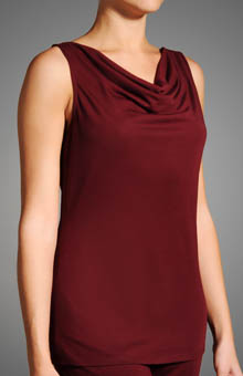 N by Natori Sleepwear Taki Cowl Top