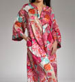 N by Natori Sleepwear Indochine Caftan SC0028