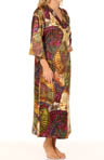 N by Natori Sleepwear Liu Printed Caftan TC0000