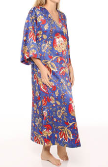 Mongolia Printed Caftan