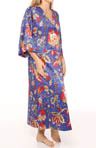 N by Natori Sleepwear Mongolia Printed Caftan TC0007
