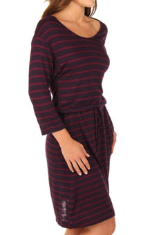 N by Natori Sleepwear Mei Sleepshirt Stripe Jersey TC2011