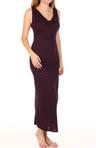 Mei Gown Stripe Jersey